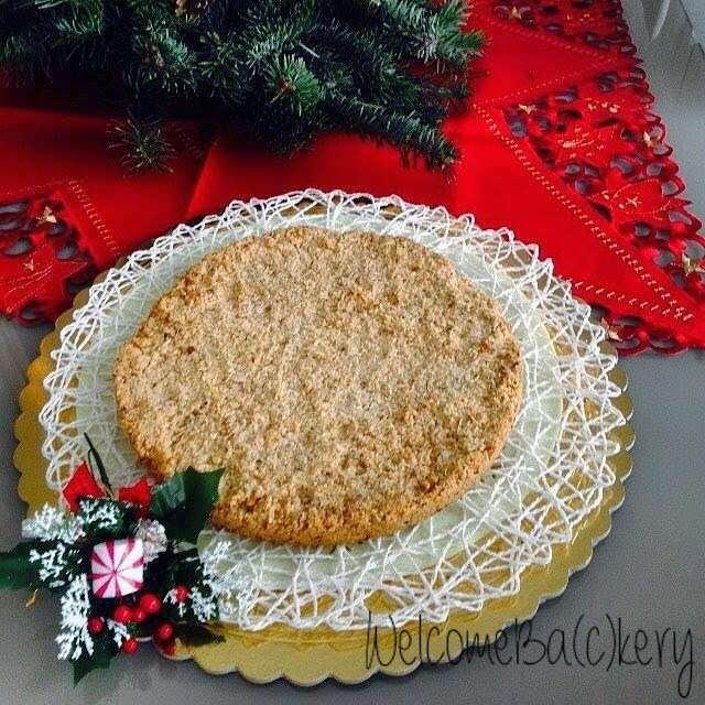 Antipasti Di Natale Montersino.Sbrisolona Salata Al Parmigiano Di Luca Montersino Ricetta Petitchef