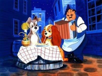 Spaghetti Con Polpettine Lilli Ed Il Vagabondo Del 1955 Disney