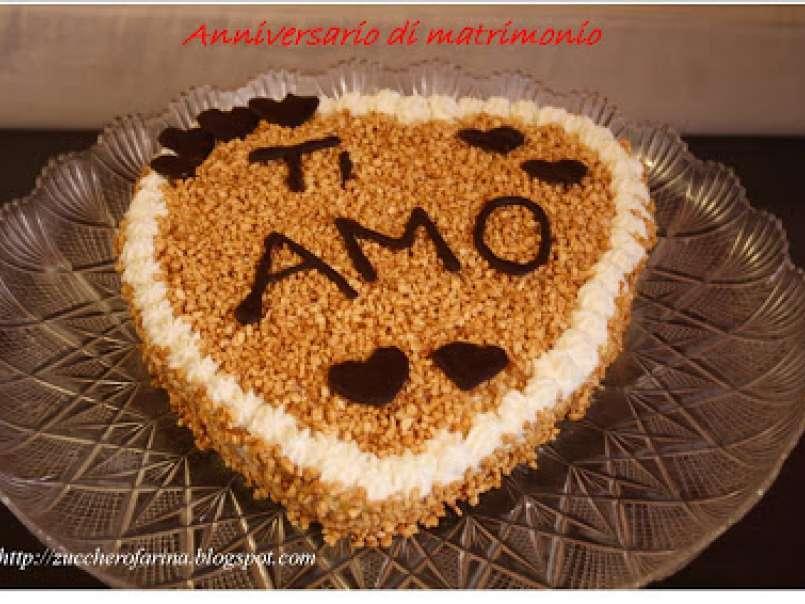 Torte Per Anniversario Matrimonio.Torta 3 Anniversario Di Matrimonio