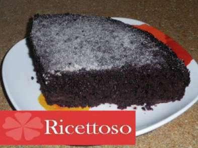 Torta Senza Uova Al Cioccolato.Torta Al Cacao Senza Uova E Burro
