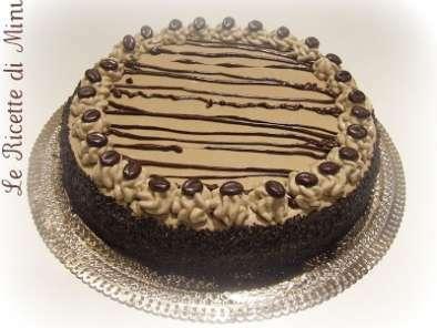Torta al caffè per il mio compleanno ricetta petitchef