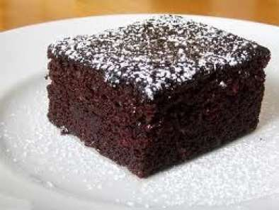 Torta al Cioccolato per Bambini intolleranti, al latte e uova