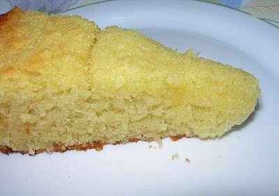 Ricetta torta al cocco e panna