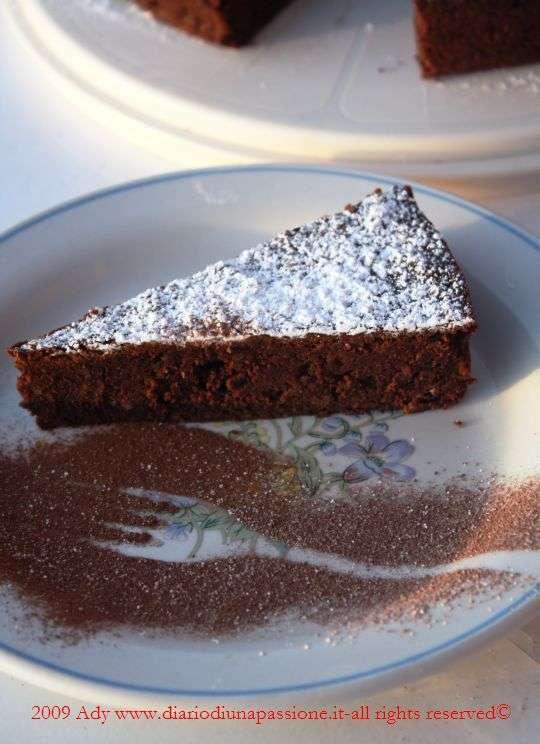 Torta di castagne e cacao ricetta petitchef for Dolce di castagne