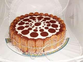 Torta Mascarpone Panna E Cioccolato Ricetta Petitchef
