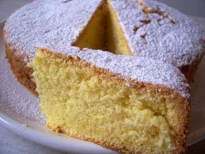 Torta Paradiso Con Fecola