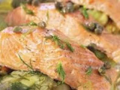 Come cucinare tranci di salmone al forno images tranci di