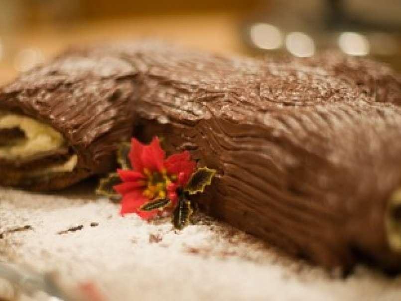 Tronchetto Di Natale Con Marmellata Di Castagne.Tronchetto Di Natale Bimby Ricette Del Tronchetto Di Natale Al Cioccolato