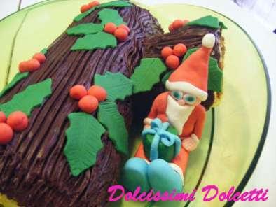 Torta Tronchetto Di Natale.Tronchetto Di Natale Superbuono E Torta Supercioccolatosa