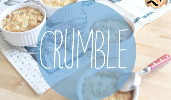 Video Ricetta - Crumble alle mele